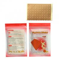 Buy cheap Capsicum Pain Relief Plaster With Innerpack For Rheumatism product