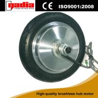 Buy cheap 6 inch 24v180w brushless electric scooter hub motor gear motor from wholesalers