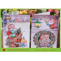 Buy cheap Handmade Greeting Cards For Birthday , UV Printing Personalised Christmas Cards from wholesalers