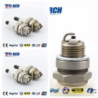 Buy cheap Lawn mover / chainsaw machine spark plug match for NGK BPM6A / Bosch WS6F / Champion CJ8Y from wholesalers