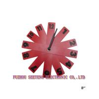 Buy cheap Nice color high quality  new design round shape  wall clock models from wholesalers