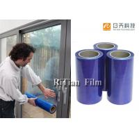 Buy cheap High UV Resistant Clear Glass Protective Film 1.24 Meter Width For Building Glass product