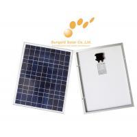 Buy cheap Poly Crystalline 50W 18V Solar Panel product
