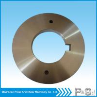 Buy cheap rotary slitting blade slitting knife slitting spacer for cut to length machine from wholesalers