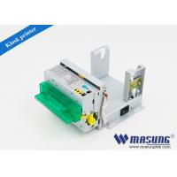 Buy cheap Mini Mobile POS Thermal Printer , Seiko Label Printer Mechanism product