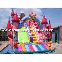 Buy cheap Customized Inflatable Dry Slide In Teddy Bear Design For Sale from wholesalers