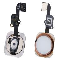 Buy cheap 4.7 Apple Iphone Accessories , IPhone 6S Home Button Flex Cable Replacement from wholesalers
