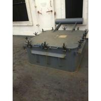 Buy cheap Marine Fireproof  Watertight  Weathertight Hatch Covers 700mmX1200mm from wholesalers