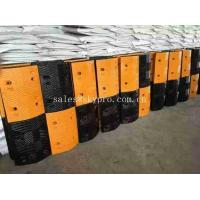 Buy cheap Black / Yellow Revolution Parking Road Speed Bumps For Highways , Crossings from wholesalers