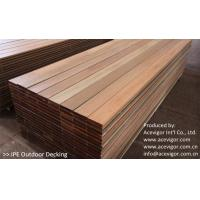 Buy cheap IPE Outdoor Decking, Ipe wood deck from wholesalers