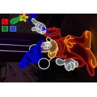Buy cheap Multi Color Customized Made Art Design LED Neon Sign For Christmas Festival Decoration Lights from wholesalers