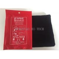 Buy cheap Corrosion Resistance Emergency Space Fire Protection Blanket , Fire Blankets For Homes from wholesalers
