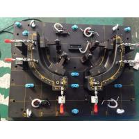 Welding Jigautomobile Fixtures Aluminium Parts High Precision Customized Size