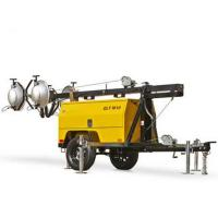 Buy cheap Mobile Light Tower Supply QLT M10 Construction Light Tower Generator from wholesalers