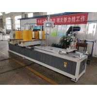 Buy cheap 0-25 M/Min Paper Core Pipe Making Machine , Thickness 1-15mm Cardboard Tube Machine from wholesalers