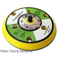 Buy cheap 5 inch backing-pad with 6 holes from wholesalers
