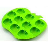 Buy cheap Apple Shaped Silicone Ice Tray from wholesalers
