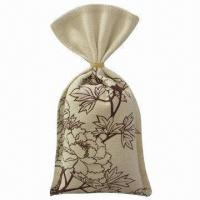 Buy cheap Jewelry Pouch/Gift Bag, Available in Various Materials from wholesalers