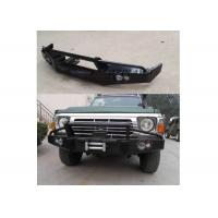 Buy cheap Nissan GQ Patrol Y60 Front Bumper Guard Rolled Steel Heavy Duty Truck from wholesalers