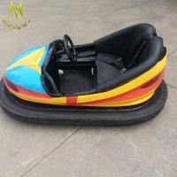Buy cheap Hansel amusement games bumper electric car for kids outdoor play center from wholesalers