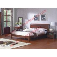 Buy cheap Modern American design Solid Wood Bed for Luxcury Villa use product