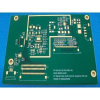 Buy cheap 10 Layer High Tg PCB 1oz FR 4 4mil Prepreg High Layer Count PCB from wholesalers