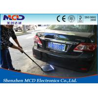 Buy cheap Professinal MCD - V5 Under Car Security Mirrors For Hotel / Airport / Entainment from wholesalers