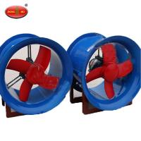 Buy cheap High Quality Mining Equipment JK,DJK Series Mine Local Fans Mine Ventilation Fan from wholesalers