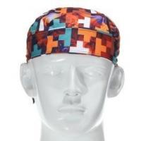 Buy cheap Printed Cyclist Pirate Net Fabric Hat from wholesalers
