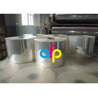 Buy cheap Moisture Proof Popular BOPET Film , Transparent Laminating Packaging Film Roll from wholesalers