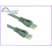 Buy cheap High Speed PE / FRHDPE 10Gbps Cat5e Network Cables For home networks, game consoles from wholesalers
