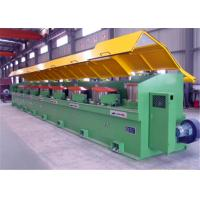 Buy cheap Rigid Structure Straight Wire Drawing Machine , Medium Wire Drawing Machine from wholesalers