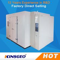 Buy cheap Multi Function Walk In Temperature Humidity Test Chamber WIth Ni-Cr Electric Heater from wholesalers