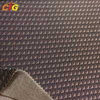 Buy cheap Woven Automotive Upholstery Fabric For Car Seat / Bus Seat / Sofa / Furniture from wholesalers