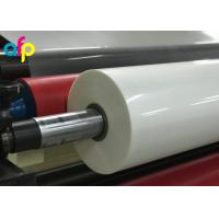 Buy cheap High Gloss Laminate Plastic Roll Thickness 15micron to 30micron Shine BOPP Thermal Lamination Film from wholesalers