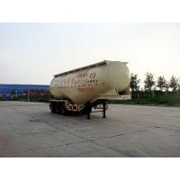 Buy cheap CLWFu Xi 9.8 m 31 t 3 axes density powder material transport trailer XCF9405GFL0 from wholesalers