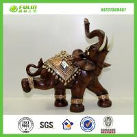 Buy cheap Table Life Size Resin Elephant   	  L26.50*W12.00*H26.50cm from wholesalers