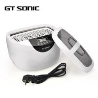 Buy cheap 65W Ultrasonic Instrument Cleaner , Overheat Protection Electric Denture Cleaner from wholesalers