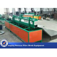 Buy cheap Semi Automatic Chain Link Machine , Chain Link Weaving Machine Easy Operation from wholesalers