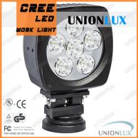 Buy cheap 24v Led Driving Lights 60w Led Work Light For Truck Car Offroad product