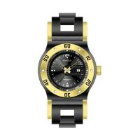 China Double Dial Silicone Band Watches For Men , Silicone Belt Watches on sale