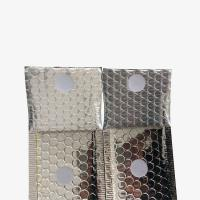 Buy cheap Aluminum Foil Metal Air Bubble Mailer Shipping Packages Bags With Custom Printing from wholesalers