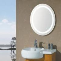 Buy cheap Big size led wall mirror in bathroom from wholesalers