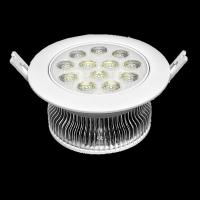 Buy cheap LED accent celling lights 12w super bright LED source bathroom light fixtures from wholesalers