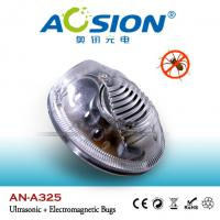 Buy cheap Supermarket  Ultrasonic Waves  And Electromagnetic Bed Bugs Repeller from wholesalers