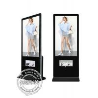 Buy cheap 55 Inch Indoor Display WIFI Digital Signage Advertising with Mobile Phone Charger station from wholesalers