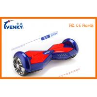 Buy cheap Drift Board Two Wheels Self Balance Electric Scooter With LED Light from wholesalers