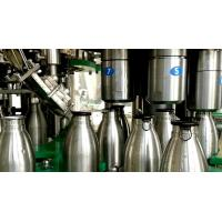 Buy cheap 3 In 1 Beer / Soda / Drinking Water Glass Bottle Filling Machine 10000BPH from wholesalers