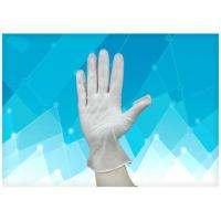Buy cheap 0.15mm Thickness Comfortable Medical Grade Disposable Gloves Puncture Resistant from wholesalers