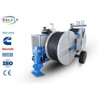 Buy cheap 7500kg Transmission Line Equipment Max Continuous Tension 2X70KN Hydraulic Laying Tensioner from wholesalers